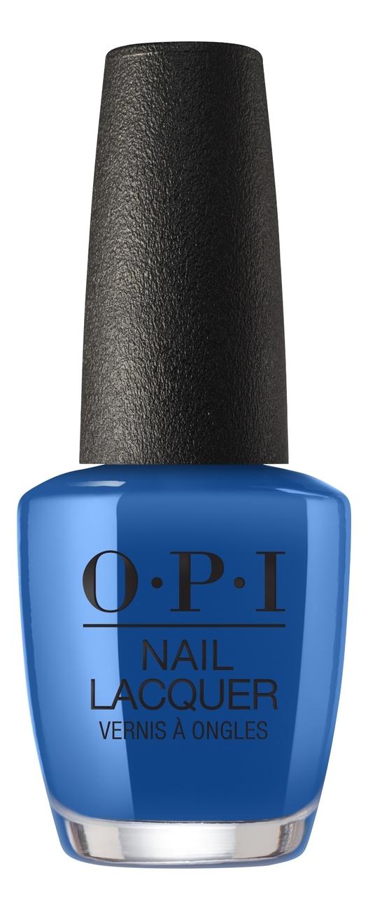 Фото - Лак для ногтей Nail Lacquer 15мл: Mi Casa Es Blue Casa лак для ногтей infinite shine2 15мл mi casa es blue casa