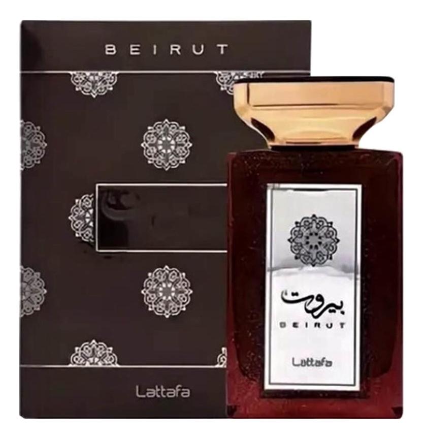 Купить Lattafa Beirut: парфюмерная вода 100мл