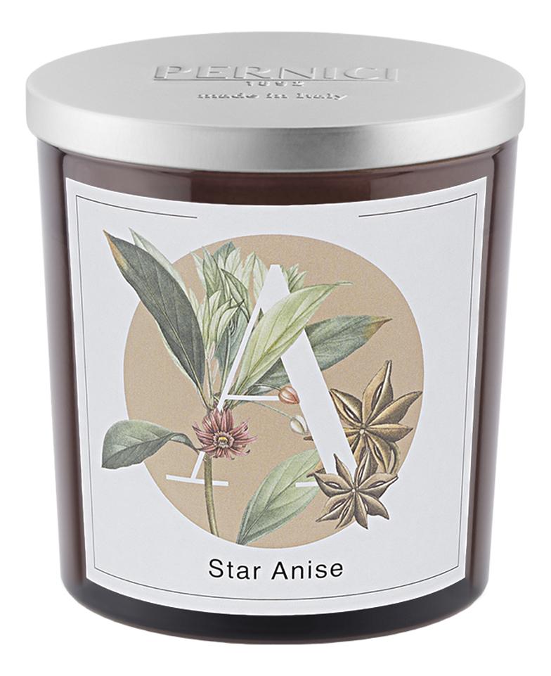 Купить Ароматическая свеча Звездочка аниса: свеча 350г, Pernici
