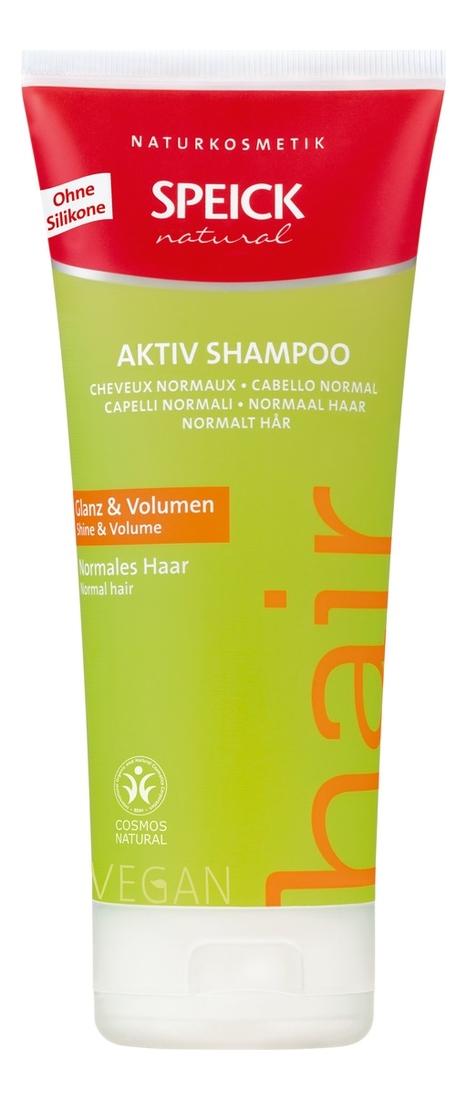 Купить Шампунь для волос Natural Aktiv Shampoo Glanz & Volumen 200мл, Шампунь для волос Natural Aktiv Shampoo Glanz & Volumen 200мл, Speick