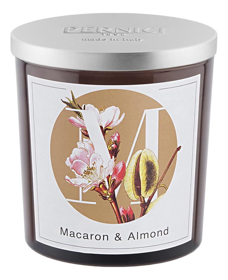 Купить Ароматическая свеча Сладкий макарон и Миндаль: свеча 350г, Pernici