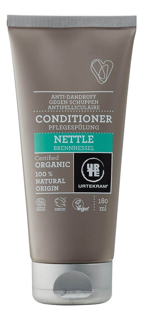 Кондиционер для волос от перхоти с экстрактом крапивы Organic Nettle Conditioner: Кондиционер 180мл лук для волос от перхоти