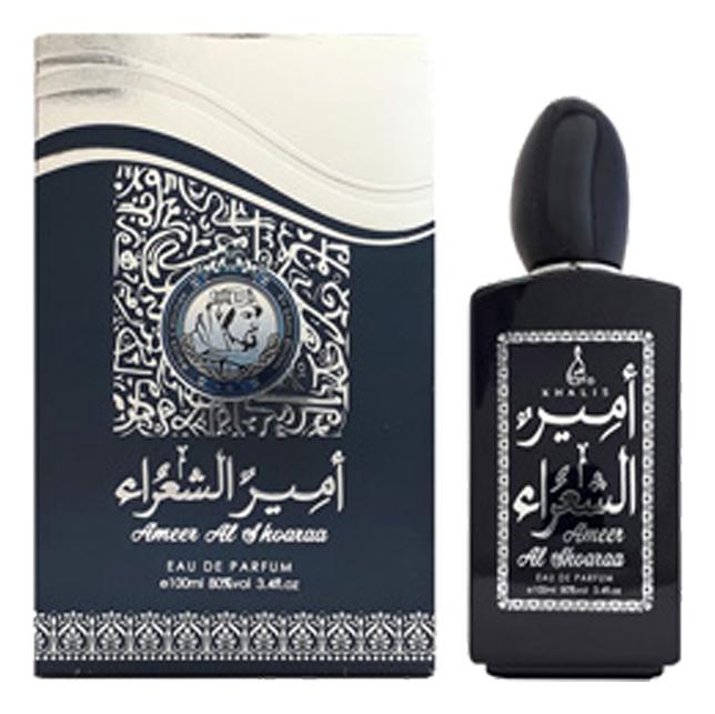 Купить Ameer Al Shoaraa: парфюмерная вода 100мл, Khalis
