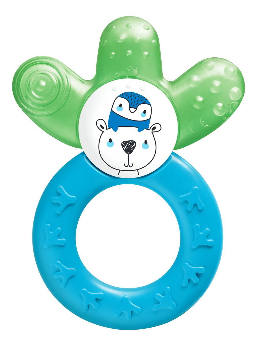 Охлаждающий прорезыватель для зубов Cooler Cooling Teether (голубой, от 4мес) недорого