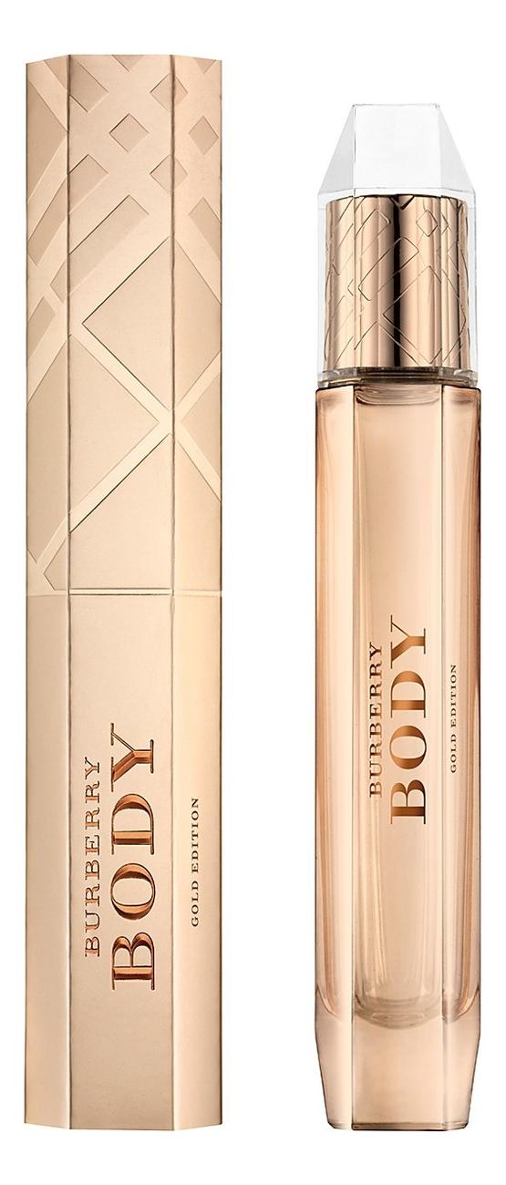 Купить Body Gold Limited Edition: парфюмерная вода 85мл, Burberry