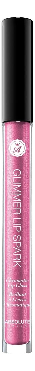 Блеск для губ Glimmer Lip Spark Chromatic Gloss 1,7мл: Spinel