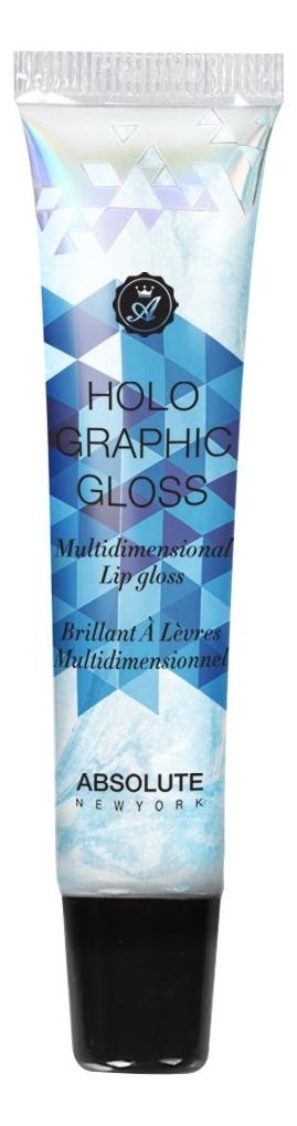 Блеск для губ Holographic Lip Gloss 16мл: MLHG01 Sun Drop
