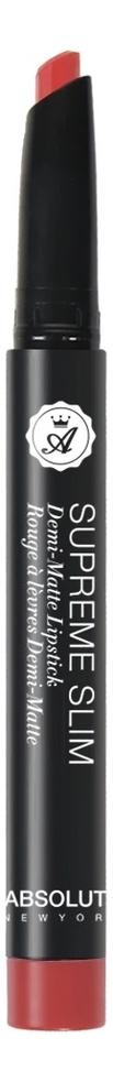 Помада для губ Supreme Slim Demi-Matte 1,3г: MLSS54 Azalea недорого
