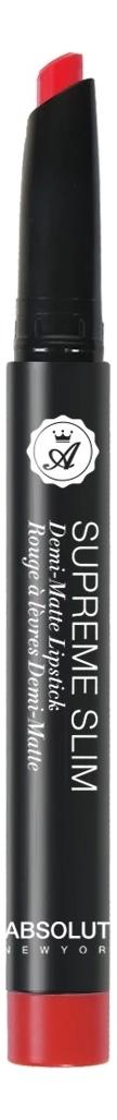 Помада для губ Supreme Slim Demi-Matte 1,3г: MLSS57 La Reina недорого