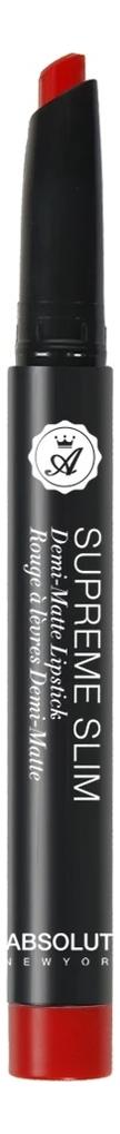 Помада для губ Supreme Slim Demi-Matte 1,3г: MLSS55 Modern Garden недорого