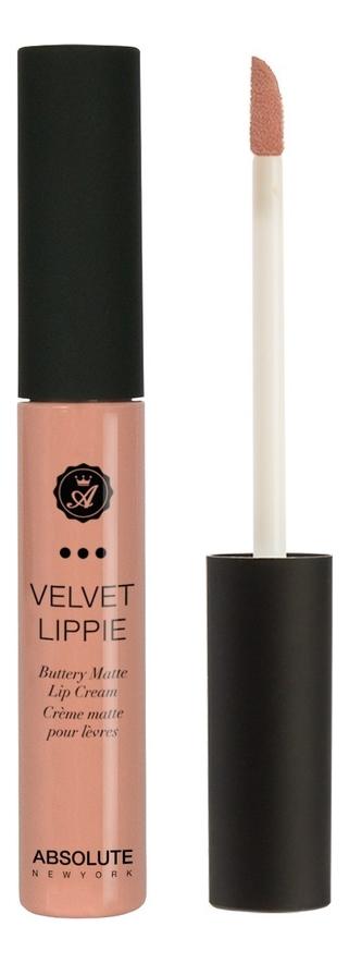 Жидкая матовая помада для губ Velvet Lippie 6мл: AVL25 Mink Pink