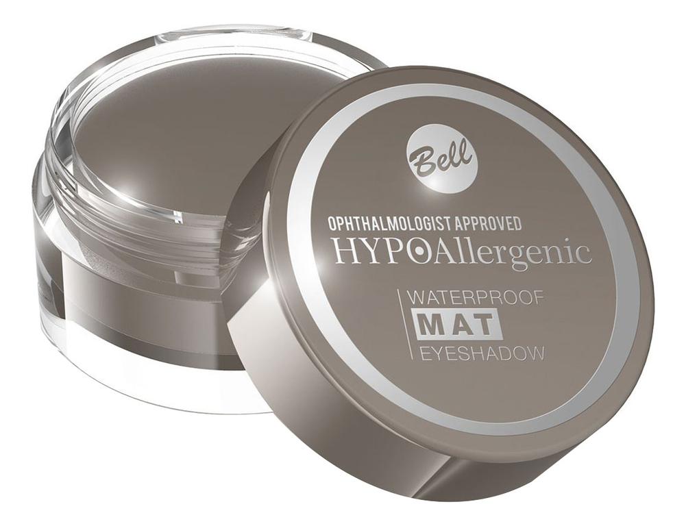 Водостойкие матовые тени для век Hypoallergenic Waterproof Mat Eyeshadow 4,8г: No 02