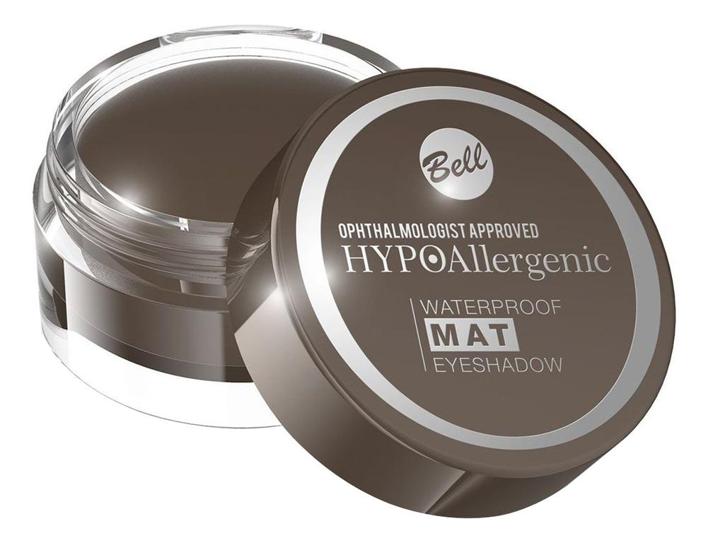 Водостойкие матовые тени для век Hypoallergenic Waterproof Mat Eyeshadow 4,8г: No 03