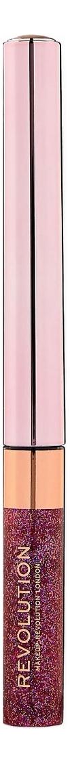 Подводка для глаз с блестками Precious Stone Ruby 2,2мл: Rose Quartz