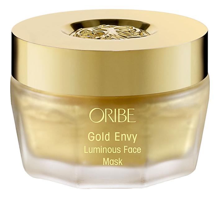 цена Маска для лица Золотая зависть Gold Envy Luminous Face Mask 50мл онлайн в 2017 году