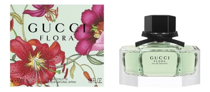 Gucci Flora by Gucci: туалетная вода 50мл кепка gucci