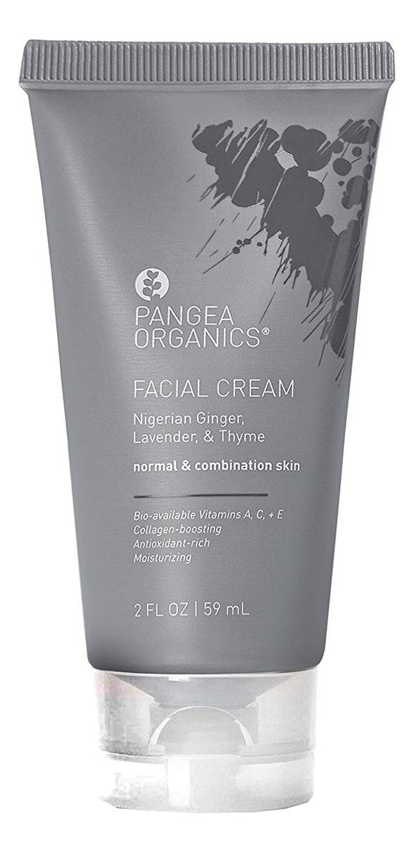 Крем для лица Nigerian Ginger, Lavender, & Thyme Facial Cream 59мл