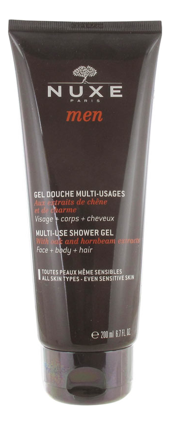 Гель для душа Men Multi-Use Shower Gel 200мл гель для душа men sensitiv 3in1 shower gel 200мл