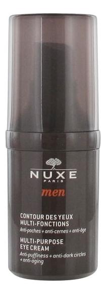 Купить Крем для кожи вокруг глаз Men Multi-Purpose Eye Cream 15мл, NUXE