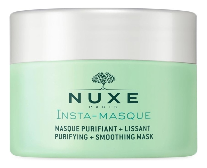 Очищающая маска для лица с белой глиной Insta-Masque Purifying + Smoothing Mask 50мл