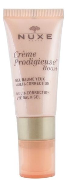 Мультикорректирующий гель для кожи вокруг глаз Creme Prodigieuse Boost 15мл nuxe prodigieuse крем для лица