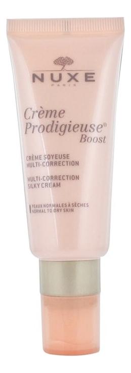 Мультикорректирующий крем для лица Creme Prodigieuse Boost 40мл nuxe prodigieuse крем для лица