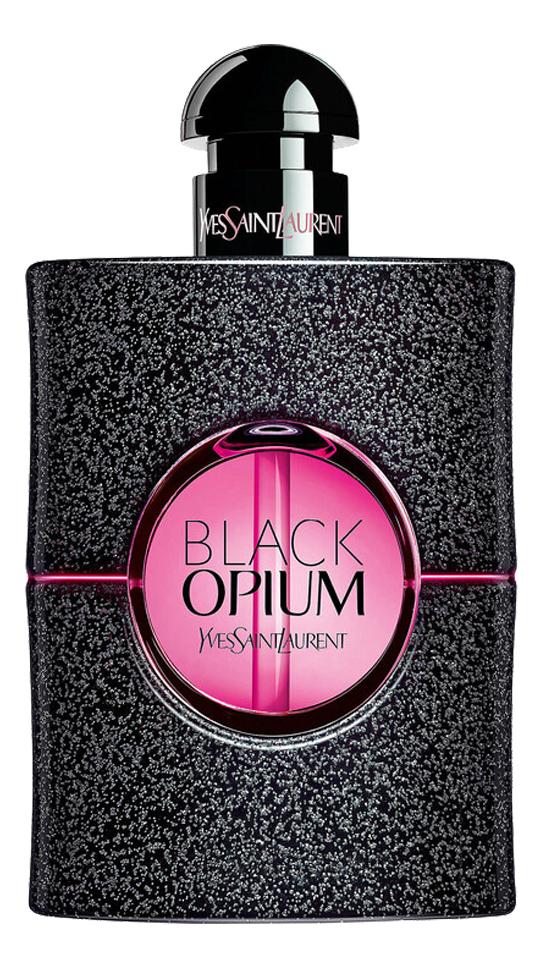 Black Opium Eau De Parfum Neon: парфюмерная вода 90мл тестер black opium eau de parfum neon парфюмерная вода 75мл тестер
