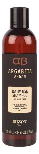 Купить Шампунь для ежедневного использования с аргановым маслом Argabeta Argan Daily Use Shampoo: Шампунь 250мл, Dikson
