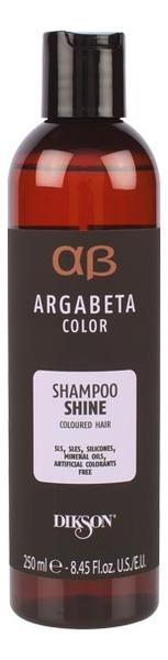 Купить Шампунь для окрашенных волос с маслом черной смородины Argabeta Color Shampoo Shine: Шампунь 250мл, Dikson