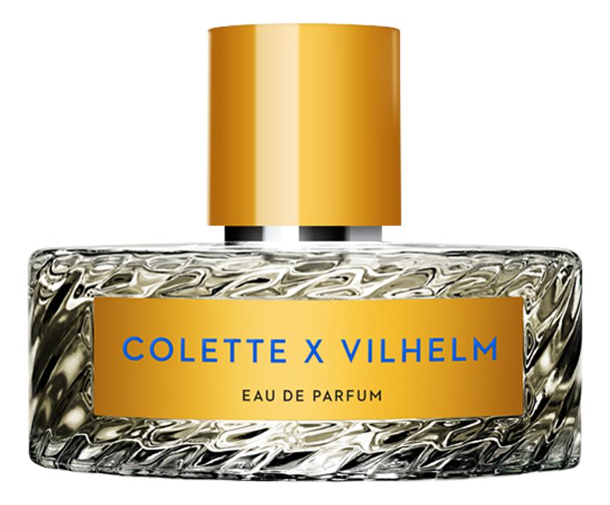 Vilhelm Parfumerie Colette X Vilhelm: парфюмерная вода 100мл тестер vilhelm parfumerie black citrus