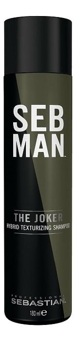 Купить Сухой шампунь для волос Seb Man The Joker Hybrid Texturizing Shampoo 180мл, Sebastian
