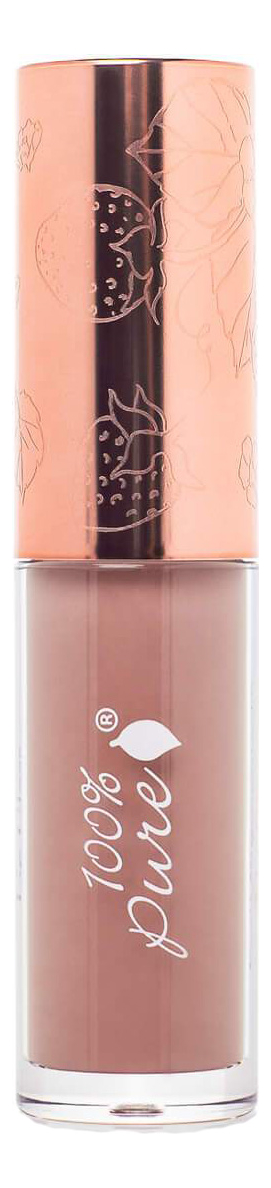 Блеск для губ Fruit Pigmented Lip Gloss 4,17мл: Caramel недорого