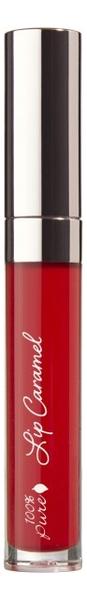 Блеск для губ Fruit Pigmented Lip Caramel 5мл: Red Velvet недорого