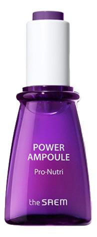 Сыворотка для лица Power Ampoule Pro-nutri 35мл трехфазное средство для увлажнения the saem the essential triplus hydrating ampoule 30мл