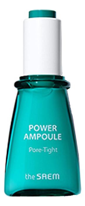 Сыворотка для сужения пор Power Ampoule Pore Tight 35мл трехфазное средство для увлажнения the saem the essential triplus hydrating ampoule 30мл