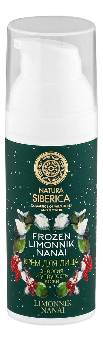 Купить Крем для лица Энергия и упругость кожи Frozen Limonnik Nanai 50мл, Natura Siberica