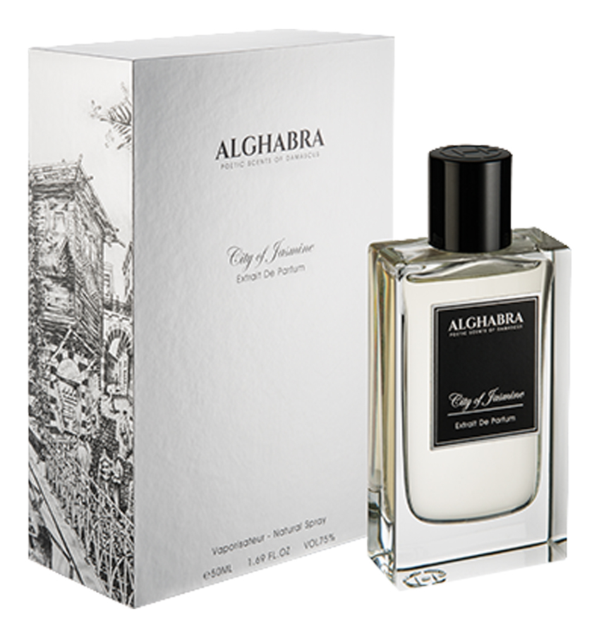 Alghabra City Of Jasmine: духи 50мл