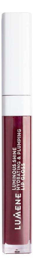 Купить Увлажняющий блеск для губ придающий объем и сияние Luminous Shine Hydrating & Plumping Lip Gloss 5мл: No 10, Увлажняющий блеск для губ придающий объем и сияние Luminous Shine Hydrating & Plumping Lip Gloss 5мл, Lumene