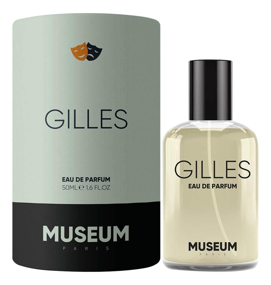 Museum Parfums Gilles: парфюмерная вода 50мл pr ro19 статуэтка ева огюст роден museum parastone