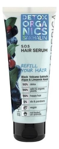 Уплотняющая сыворотка для волос Detox Organics Sakhalin 75мл