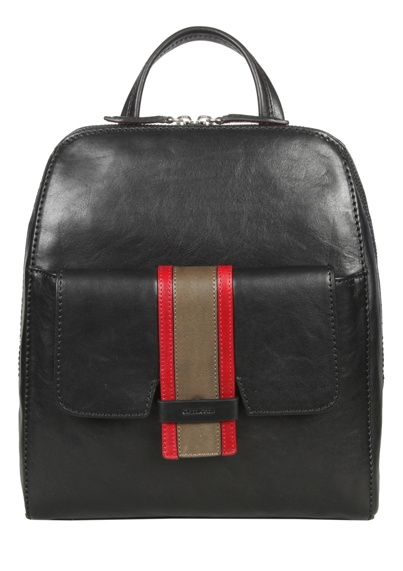 Купить Рюкзак Black-Multi 973876, Gianni Conti