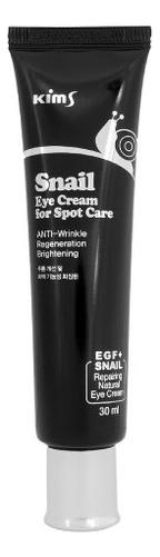 Крем для кожи вокруг глаз на основе экстракта улитки и пептидов Snail Eye Cream For Spot Care: Крем 30мл недорого
