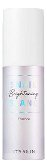 Эссенция для лица с муцином улитки Snail Blanc Brightening Essence 30мл beauty style лифтинг терапия snail treatment кислородная с молочком улитки 6 ампул 5мл 6 масок 30мл