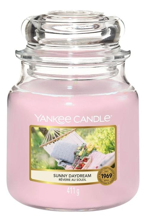Ароматическая свеча Sunny Daydream: Свеча 411г ароматическая свеча vibrant saffron свеча 411г