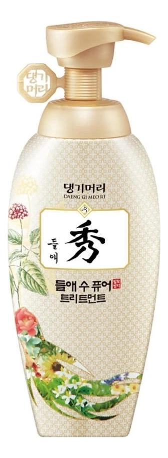 Бальзам-кондиционер для волос Dlae Soo Pure Hair Loss Care Treatment 400мл