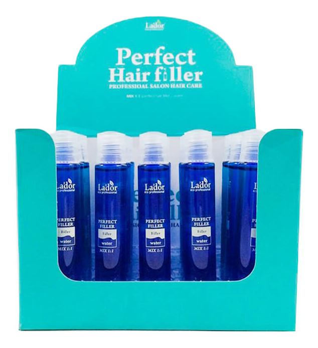 Купить Филлер для восстановления волос Рerfect Нair Fill-Up: Филлер 30*13мл, La`dor