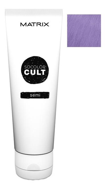Крем с пигментами прямого действия SoColor Cult Direct Permanent 118мл: Lavender Macaron крем с пигментами прямого действия socolor cult direct permanent 118мл lavender macaron