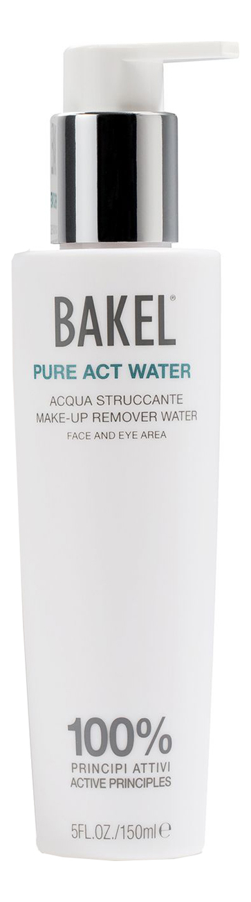 Жидкость для снятия макияжа Pure Act Water 150мл