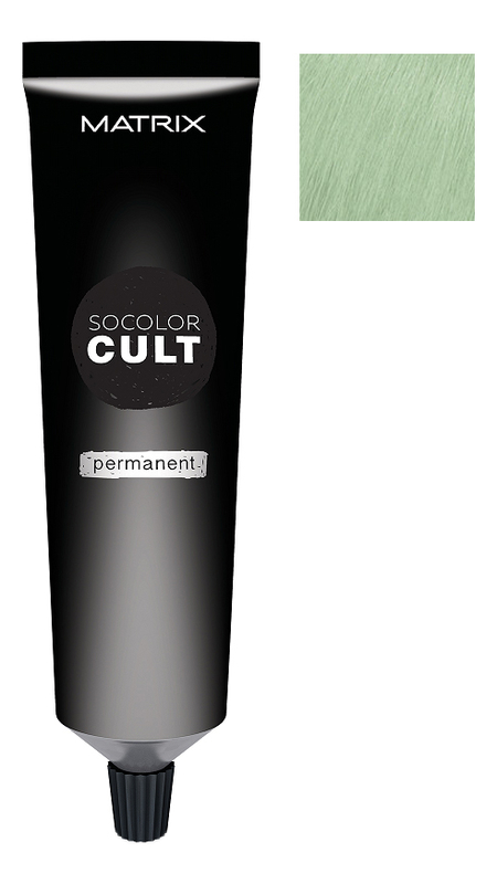 Стойкая крем-краска для волос SoColor Cult Permanent 90мл: Sweet Mint краска для волос matrix 10sp