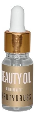 Купить Сухое масло для лица Beauty Oil Multibenefit: Масло 10мл, Beautydrugs